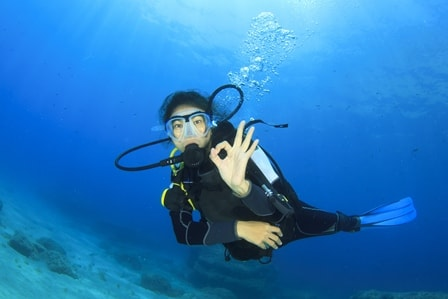 OPEN WATER DIVER (CURSO INICIAL)
