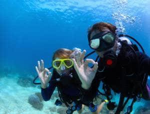 Sports technician in scuba Diving - Revolution Dive